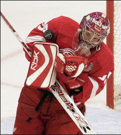 Jimmy howard playoffs